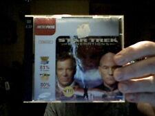 STAR TREK GENERATIONS 2 PC CDS DEAL CHRISTMAS GIFT! FREE UK POST