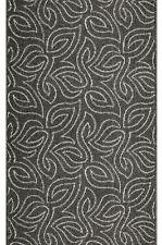NEWTON Teppichläufer Küchenmatte Teppich Läufer Dunkelgrau 67 cm