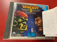 Warcraft 2 Battle.net Edition (PC, 1999) with CD-Key TESTED