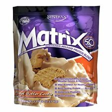 Syntrax Matrix Whey Protein, Peanut Butter Cookie, 5 Pound FREE2DAYSHIP TAXFREE