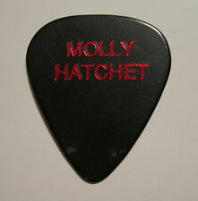 MOLLY HATCHET DUANE ROLAND GUITAR PICK LIGHTING STRIKES TWICE 1992 TOUR
