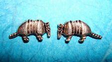 Pendant Armadillo Charm Zoo Animal Charm Texas Mammal South America Animal Bead