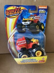 Blaze and the Monster Machines Diecast - Rescue Stripes -Combined Postage