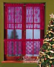 "Doppeltes Scheiben Gardinen Set ""Merry Christmas"""