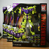 Transformers Devastator 6 In 1 Action Figure Engineering Truck Robot KO NO BOX 9