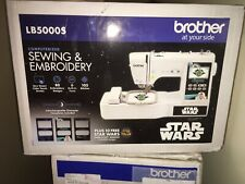 Brother Lb5000S Star War Sewing And Embroidery Machine