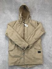 bnwt gents/youths Quiksilver parka style warm winter coat size 36-38 chest