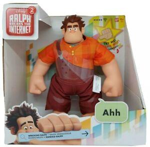 """Wreck It Ralph : Ralph Breaks The Internet. Wrecking Ralph - Large 11"""" figure"""