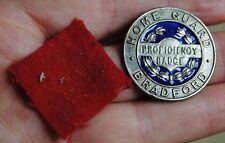 Home guard proficiency badges