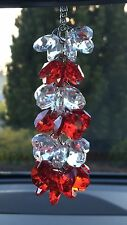 Crystal Car Hanging Charm Pendant Ornament Decoration
