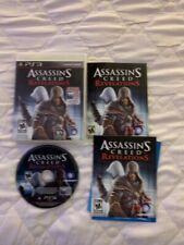 Assassin's Creed: Revelations -- (Sony PlayStation 3, 2011)