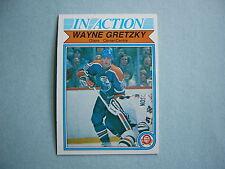 1982/83 O-PEE-CHEE NHL HOCKEY CARD #107 WAYNE GRETZKY IA NM SHARP!! 82/83 OPC