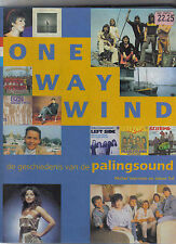 One Way Wind-De Geschiedenis Van De Palingsound music book