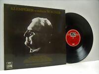 KLEMPERER conducts wagner volume 2 LP EX+/EX, ASD 2696, vinyl, album, uk, hmv,