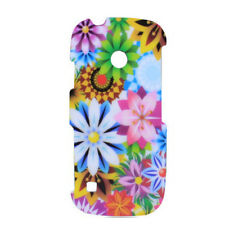 For LG Cosmos Touch VN270 Protector Hard Case Snap on Phone Cover Spring Garden
