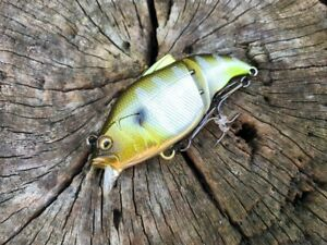 Mini Jointed Swimbait 75mm Lure Fishing Lures Bass Bream Flathead Jacks