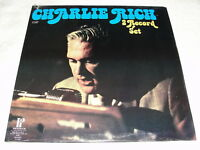 "Charlie Rich ""2 Record Set - Sings 18 Songs"" 1970's Country, 2-LP's, SEALED!"