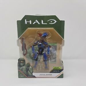 Halo Infinite World of Halo Jackal Sniper with Rifle Includes In Game Add On