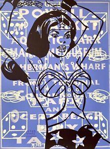 Peter Mars Art Wonder Woman Comic Books Movies TV Amazon Women Superpowers