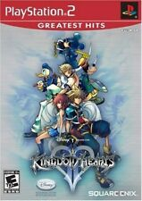 PLAYSTATION 2 PS2 GAME DISNEY'S KINGDOM HEARTS 2 II NEW