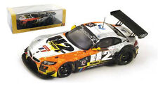 Spark SB091 BMW Z4 #12 'TDS Racing' 24H of Spa 2014 - 1/43 Scale
