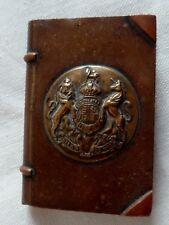 BRIQUET abimé 1914/1918 WWI GB UK ANGLAIS ORIGINAL TRANCHEE POILU TRENCH ART