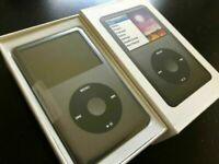 New iPod Classic 7th Generation 120GB 160GB 256GB 512GB 1TB Latest Model