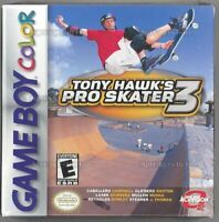 Tony Hawk's Pro Skater 3 - Nintendo Game Boy Color