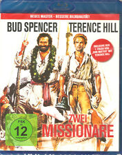 Bud Spencer & Terence Hill: Zwei Missionare auf Blu Ray NEU+OVP