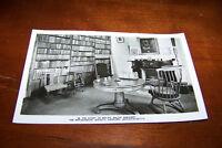 Rare Vintage RPPC Real Photo Postcard Concord Massachussetts Ralph Waldo Emerson