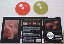 RARE COLLECTOR 2 DVD PAL DIGIPACK L'ODYSSEE DE LA VIE NILS TAVERNIER ZONE 2