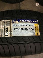 1 New 225 50 16 Michelin Primacy HP Tire