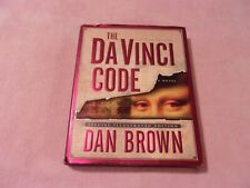 The Da Vinci Code by Dan Brown (2004, Hardcover, Illustrated edition,Special)