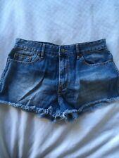 Lee size 10 denim shorts