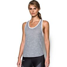 Women's UA Under Armour Favorite Mesh Tank NWT Large L Heat Gear