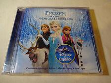 Frozen: Canciones De Una Aventura Congelada/Var [CD New]