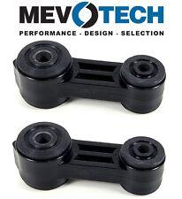 Pair Set of Front Sway Bar Links Kit Mevotech MK80693 for Saab 9-2 Subaru Baja