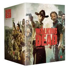 SERIE WALKING DEAD 1 2 3 4 5 6 7 8 TEMPORADAS COMPLETAS EN DVD NUEVO A ESTRENAR