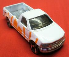 1996 HOT WHEELS-1/64 White Diecast-'97 Ford F-150-Marcus Construction-LN-Malaysi