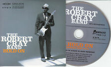 ROBERT CRAY BAND Hold On 2014 UK 1-trk promo CD single edit