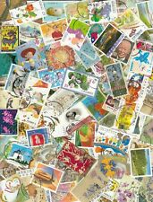 TAIWAN =f= SCANNER FULL OF COMMEMORATIVE STAMPS OVER 100 DIFF == USED CDS