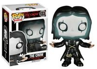 Funko Pop Movies The Crow 133 The Crow Glow Rare Vaulted Neuf Boite Exclusive