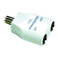 Quality Internal Plug In UHF TV & VHF Radio Diplexer Splitter Combiner 100237