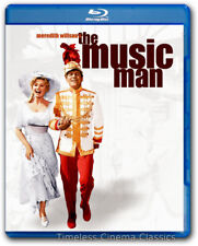 The Music Man Blu ray New Robert Preston Shirley Jones