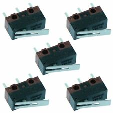 5 x 11mm Lever Subminiature PCB Microswitch SPDT 3A Micro Switch