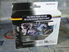 Final Fantasy Trading Card Game Wraith vs Knight Two Player Starter Set (PU636)