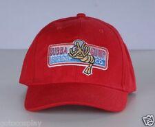Adult Drama Movie Forrest Gump Bubba Gump Shrimp Co. Red Adjustable Hat Cap