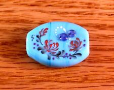"""Fall 2018! Fenton """"On A Dragonfly's Wings"""" Impression Bead - USA!"""