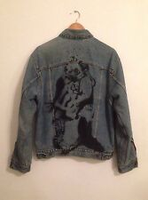 Mythical Encounters Emo signed original Levi Strauss Banksy vintage dillon boy