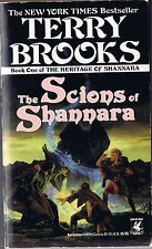 The Scions of Shannara by Terry Brooks (1991, PB, 1st Mass Market Edition)